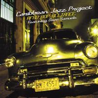 Caribbean Jazz Project-AfroBop Alliance
